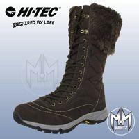 HI-TEC - Harmony Quilt Mid 200 WP W braun, HTO002047, Damen Winterstiefel Größe 36