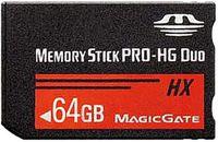 64 GB Memory Stick MS Pro Duo Speicherkarte für Sony PSP High Speed High Capacity
