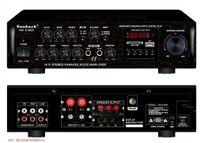 2000W Profi HiFi Verstärker Bluetooth Vollverstärker Digital Audio Amplifier EU plug