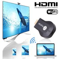 HD 1080P Wireless WiFi HDMI Anycast Miracast TV-Display Dongle DLNA Adapter