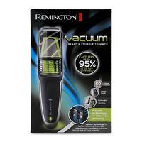 Remington MB 6850 Vakuum Bartschneider schwarz / grün, Farbe:Grün