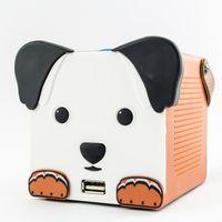 X4-TECH Bobby Joey DogBox Bluetooth-Box für Kinder - Kinderplayer/Musikbox/Speaker/Bluetoothbox