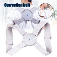 Smart Posture Corrector Elektronische Rš¹ckentlastungskorrektur mit Sensorvibration