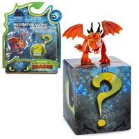 Auswahl Mystery Dragons | DreamWorks Dragons | 2er-Set Mini Spielfiguren, Typ:Hakenzahn