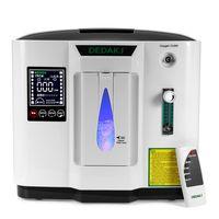 6L Oxygen Maschine,Verstellbarer Luftreiniger Tragbarer Sauerstoffkonzentrator Generator,Oxygen Maker Machine Sauerstofftherapie