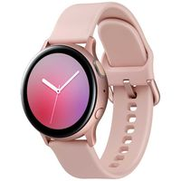Samsung Galaxy Watch Active2 Aluminum 40 Mm Rose Gold One Size