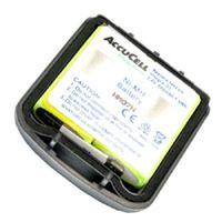 AccuCell Akku passend für Tenovis Integral D3 Mobile mit Gehäuse