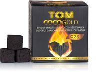 TOM COCO C26 Gold 1kg Shisha - Shishakohle Kohle