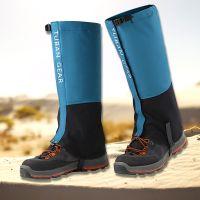 Skifahren NEVRTP wasserdichte Skischuhe Gamaschen rei/ßfester Schuhschlauch f/ür M/änner und Frauen beim Wandern im Freien Schneeschuhe Verstellbarer Camping-Wanderschuh