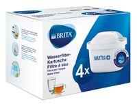 Wasserfilter-Kartusche Maxtra+ Pack 4