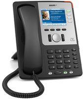 Snom 821 Telefon, Farbdisplay, Rufnummernanzeige, Freisprechfunktion, Ethernet