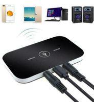 Bluetooth Transmitter Empfänger Wireless Aux Audio Adapter Für TV Kopfhörer Re-
