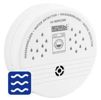 mumbi WM100 Wassermelder - Wasser Melder für gefährdete Bereiche wie Küche, Bad und Keller