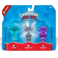 Skylanders Trap Team Trap Triple Pack 3