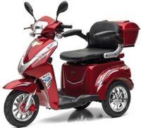 ECO ENGEL 501 Rot, 25 km/h Senioren Roller Seniorenmobil Elektromobil