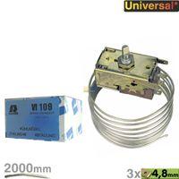 Ranco Service Thermostat VI109 K59H1303 passend für Kühlschränke AEG Electrolux, Whirlpool