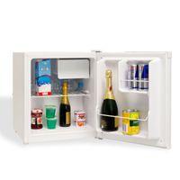 Mini Camping Kühlschrank Minibar 41 L 230 V mit Eisfach 4 L weiß