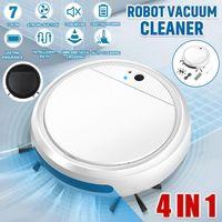 4 IN1 Staubsauger Saugroboter Kehrroboter Vacuum Cleaner Robot Wischfunktion