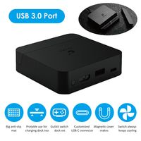 Gulikit NS05 Switch Docking Station Tragbares Dock fuer Switch-Ladestation-Adapter