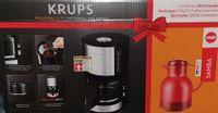 Krups Kaffeemaschine KM321 ProAroma  +  emsa Isolierkanne Samba