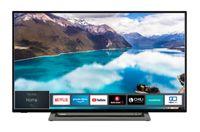 Toshiba 43LL3C63DA 43 Zoll Fernseher (Smart TV, Full HD, Triple Tuner, WLAN, Bluetooth) [Modelljahr 2021])