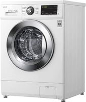LG F1496QD3HT1 Smart Waschmaschine, 7 kg, 1.400 U/min