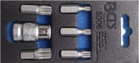 BGS 5006 Schraubendreher-Bitsatz XZN, 6-tlg.