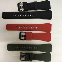 Green M Original Uhrenarmband Ersatz Uhrenarmband für Samsung Gear S3 R760 R765 R770 R775 Uhrenreparaturteil