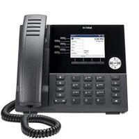 Mitel MiVoice 6920 - Schwarz - Kabelgebundenes Mobilteil - LCD - 320 x 240 Pixel - 8,89 cm (3.5 Zoll