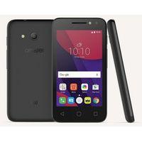 Alcatel Pixi 4 4034X Smartphone Android Volcano Black Neu in White Box