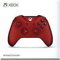 MICROSOFT XBOXONE S Controller rot Bluetooth für Xbox One, Xbox One S, Windows10