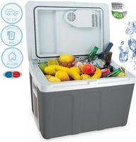 Camry XXL 45 Liter 2in1 Kühlbox | Kühltasche | Thermobox | Isoliertasche Warmhaltebox | Auto Camping Outdoor Kühlbox & Warmhaltebox |Tragegriff | 12 Volt und 230 Volt