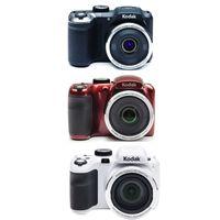 Kodak Pixpro AZ252 schwarz, Farbe:Rot