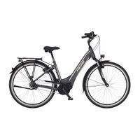 FISCHER E-Bike City Damen Cita 5.0I-418Wh 28 Zoll