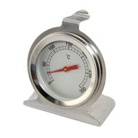 Edelstahl Ofenthermometer Backofenthermometer Backofen Thermometer 0 - 300°C