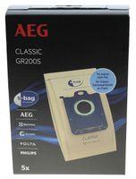 Aeg Gr200S  S-Bag Classic Staubsaugerbeutel