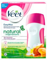 Veet Easy Wax Roll-on System essential inspirations alle Hauttypen 1 Stück