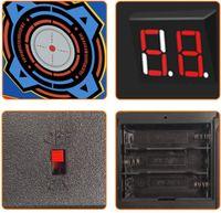 Dreamingbox Elektronisches Ziel f/ür Nerf N-Strike Elite//Mega//Rival Serie Auto-Reset Ziel Spielzeug /& Geschenke