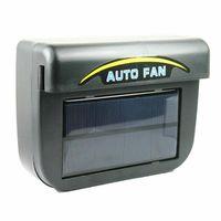Neue Sommer Solar Powered Auto Ventilator Air Vent Cool Fan Auto Kühler Belüftung System