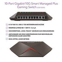 Netgear Nighthawk SX10 - Managed - L3 - 10G Ethernet (100/1000/10000)