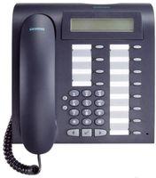Siemens optiPoint 500 standard, Digital, LCD, Monochrom, USB 1.1, 214 x 220 x 68 mm