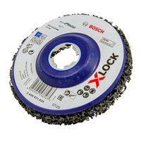 Bosch Professional X-LOCK Grobreinigungsscheibe Ø 125 mm N377 Metall Mauerwerk
