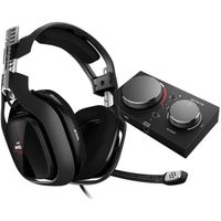 ASTRO A40 TR + MixAmp Pro TR       bk/rd