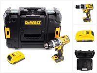 DeWalt DCD 796 NT Akku Schlagbohrschrauber Brushless 18V 70Nm + 1x Akku 2,0 Ah  in TSTAK - ohne Ladegerät