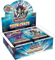 Yu-Gi-Oh! Toon Chaos - 1 Display - Deutsch - Unlimitiert
