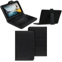 Medion Lifetab P10710 Tastatur Hülle Tasche Schutzhülle QWERTZ Keyboard USB Cover Case