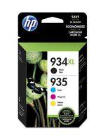 HP X4E14AE Multipack BK/C/M/Y No. 934 XL und 935 XL X4E14AE