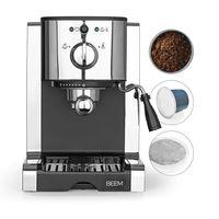 Espressomaschine Siebträger Siebträgermaschine 20 bar Espresso Milchschaumdüse