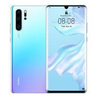 Huawei P30 Pro Dual Sim Smartphone 256GB Breathing Crystal VOG-L29 Akzeptabel