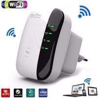 WiFi Range Extender Super Booster 300Mbps Superboost Boost Kabellos Fast Speed Wireless Repeater WiFi Router
